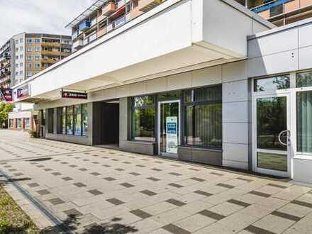 Laden mit Nebenflächen in zentraler Lage am Boulevard Gelsenkirchener Allee / Sachsendorf