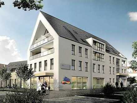 Kapitalanlage: vermietete Ladenfläche im Zentrum Müllheims