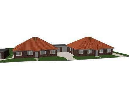 Neubau:Exklusive Doppelhaushälfte mit Garage