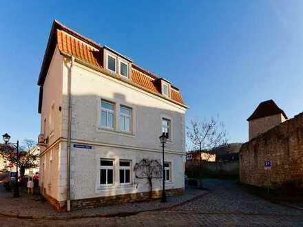 RESERVIERT: Top Gewerbeflächen *** Büro - Praxis - Kanzlei *** Mitten in Freyburg/ U.