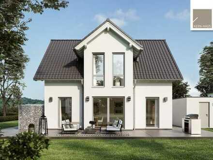 Moderner Neubau mit Freiraum für die ganze Familie! (KfW-Effizienzhaus 55)