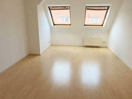 3-Raum-Wohnung mit Einbauküche in ruhiger Nebenstraße