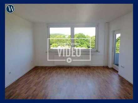 Im Bielefelder Westen: Geschickt geschnittene 3-Zimmer-Wohnung mit Tageslichtbad und Balkon