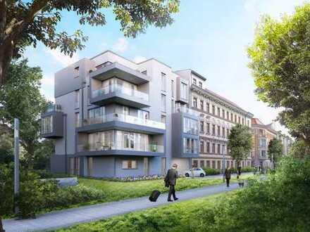 Lilienpark - Großzügige und moderne Wohnung mit zwei Balkonen