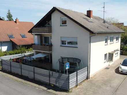 Mehrfamilienhaus in ruhiger und zentraler Wohnlage von Neulußheim