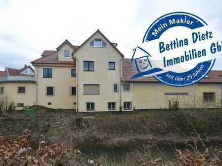 DIETZ: Wohn- und Geschäftshaus in TOP Lage mit 6 Einheiten in Babenhausen Zentrum!