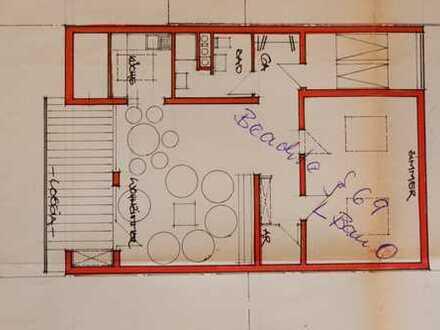 Helle 2- Zimmer Wohnung in ruhiger Lage