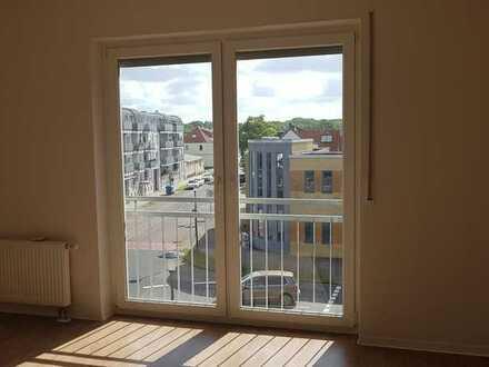 1 Zimmer- Wohnung mit neuer EBK in Dessau- Ziebigk, Nähe Bauhaus !