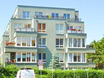 Moderne 2-Zimmer-Gartenwohnung zwischen Havel und Charlottenhof