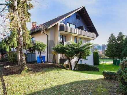 Für Kapitalanleger: Vermietete Einzimmerwohnung mit Balkon in ruhiger Lage von Bad Säckingen