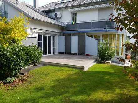 Möblierte 3 ZKB-Wohnung mit Garten in Hitzhofen zu vermieten