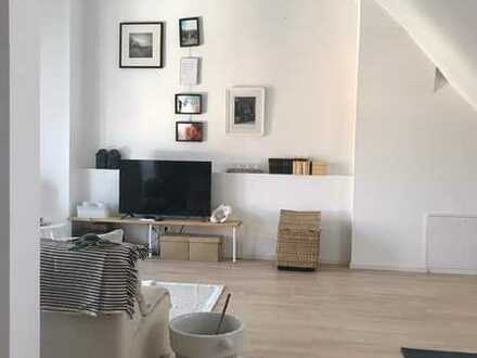 Attraktive Maisonette-Wohnung mit Dachterrasse und EBK in Waldkirch