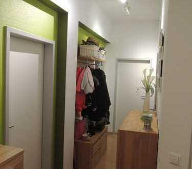 Pforzheim-West, sehr gepflegte 3-Zimmerwohnung - Innenhofnutzung möglich