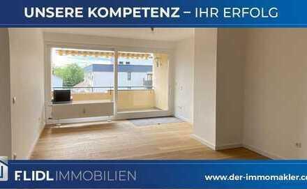 1 Zimmerwohnung - neu renovierte Eigentumswohnung in Bogenhausen