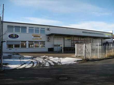 """Büro- und Lagerflächen in Weilheim, Gewerbegebiet """"Trifthof"""""""