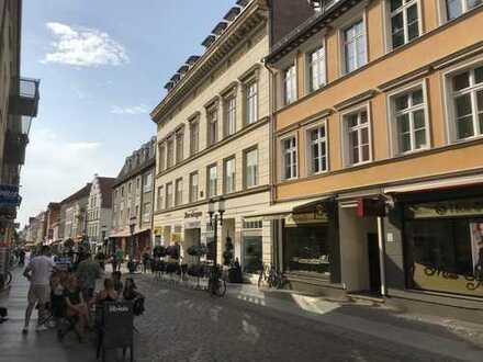 "Dachgeschosswohnung im historischen ""Zigarrenhaus Bernhagen"""