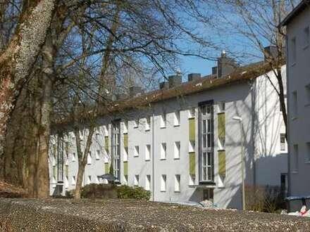 Siegen Giersberg: RESERVIERT!TOP renovierte 2 ZKB - Wohnung in grünflächiger Lage! WBS nur für Zwei!
