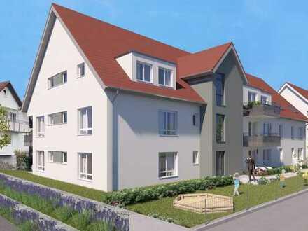 ETW 13 * KFW 55 * Attraktive 3-Zi.-Wohnung -Terrasse mit Gartenteil - 18000 Euro Zuschuss vom Staat!