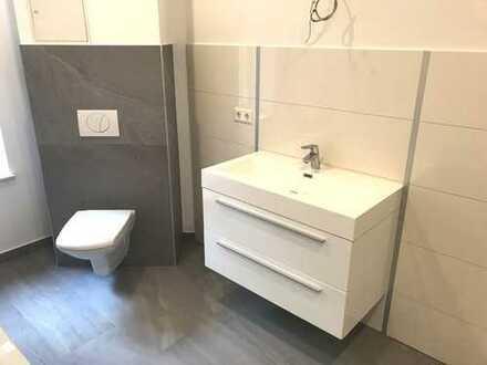 Erstbezug - schöne helle geräumige 4 Raum Wohnung, Dusche und Badewanne, Wohn- und Essbereich uvm...