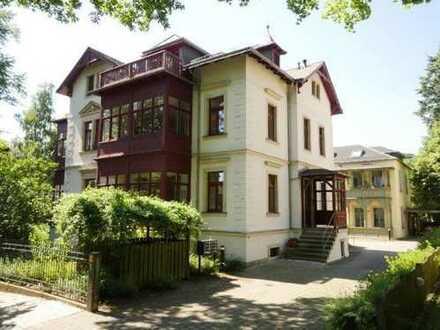 **Bezugsfrei ab 03/19** Exklusive Terrassen-Wohnung auf dem Weißen Hirsch