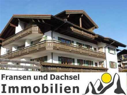 Hier bleiben keine Wünsche offen - 3-Zimmer-Komfortwohnung in Oberstdorf