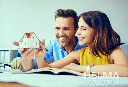 Klick, klick, Glück - Der erste Schritt zum Eigenheim!