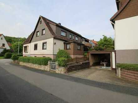 Ein sehr schönes 1 Fam.-Haus in bevorzugter Wohnlage von Bad Gandersheim