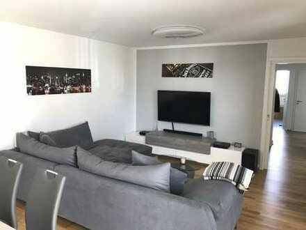 Mitbewhohner/in für WG gesucht - 17qm Zimmer in 4 Zimmer Neubauwohnung