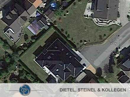 repräsentative Villa mit Luxusausstattung in ruhigem Wohngebiet in 95183 Trogen