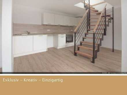 Erstbezug! Wunderschöne 2-Zimmerwohnung mit EBK und Balkon in Kleefeld