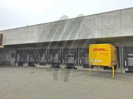 PROVISIONSFREI! Lager-/Logistikflächen (5.040 qm) & Büro-/Sozialflächen (290 qm) zu vermieten