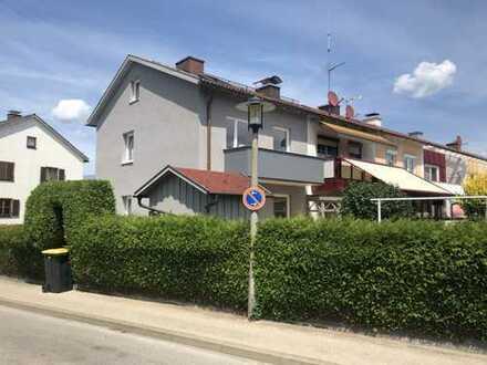 Schönes Reiheneckaus mit vier Zimmern ( DG ausgebaut ) in Mindelheim