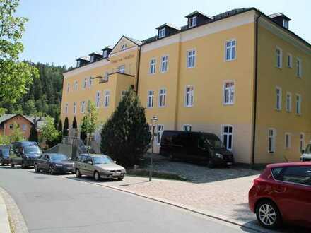 Luxeriöse 2 Zimmer Wohnung in exklusiver Wohnanlage in Bad Elster