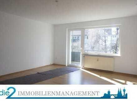 Modernsierte 3-Zimmerwohnung mit Balkon in Wald zu vermieten!