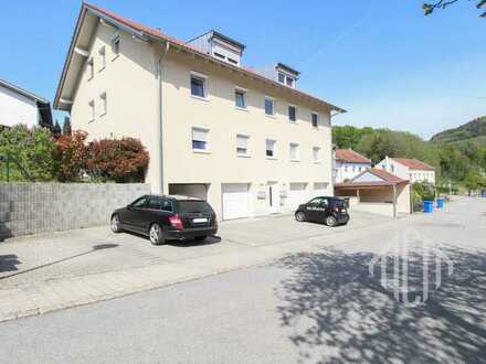 Heller Wohntraum: Penthousewohnung m. Fußbodenheizung in idyllischer Lage von Deggendorf-Mietraching