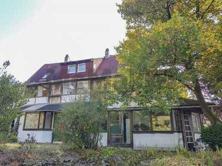 Idyllisch gelegenes Ein- bis Zweifamilienhaus in Buseck-Beuern