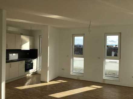 Moderne und lichtdurchflutete Penthousewohnung - Neubau-Erstbezug