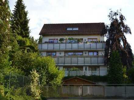Traumhafte 5-Zimmer-Maisonette-Wohnung mit Balkon in Karlsruhe-Grötzingen