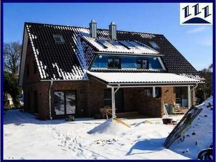 EDV-Nr.: 11719 - ERSTBEZUG - moderne KFW55 Doppelhaushälfte mit Carport, Keller und Terrasse