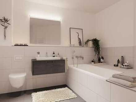 Auf ins Wohnglück: Großzügige 3-Zimmer-Wohnung auf ca. 83 m² mit Loggia und 2 Bädern
