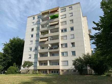 Helle 3- Zimmer Wohnung mit Balkon