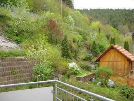 Großzügige 2 Zi.-Mietwohnung in Bad-Teinach -Zavelstein