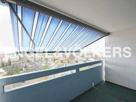 4-Zimmer mit 2 Balkonen und tollem Ausblick