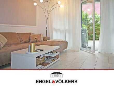 ENGEL & VÖLKERS - 4-Zimmer-Erdgeschosswohnung in Zentrallage!