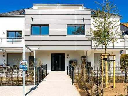 2 Balkone, absolute Ruhe, große 3-Zi-Maisonette in Stadtvilla in Alterlangen mit nur vier Wohnungen