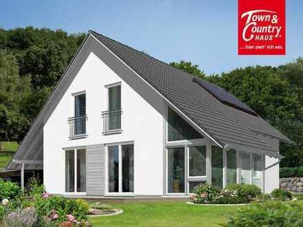Wohnvergnügen ein Leben lang in Thalfang-Bäsch im Wintergartenhaus