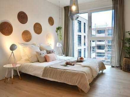 Geschickt geschnittene 2 Zimmer Wohnung mit Ankleidebereich.