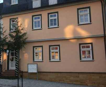 Genießen Sie einen schönen Blick auf die Altstadt von Ilmenau