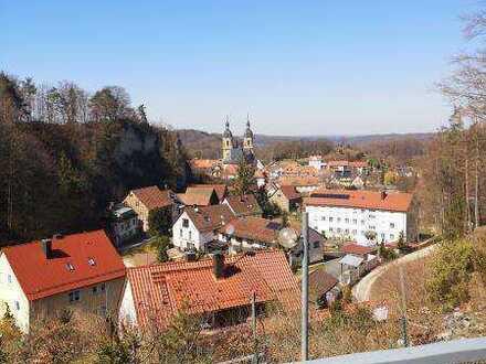 Für Kapitalanleger - Sonnige Terrassenwohnung in Gößweinstein
