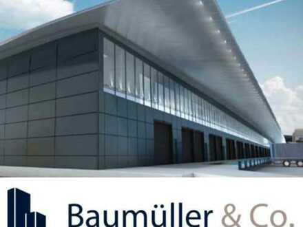 7.000 m² Logistik NEUBAU - Umschlaghalle Nähe A3